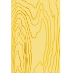 yellow color light wood texture vector image
