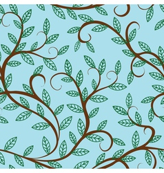 branch of tree vector image