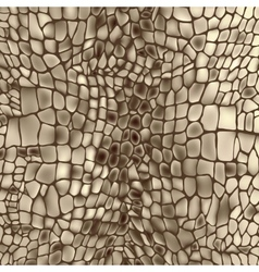 Leather animal snake textures reptile crocodile vector