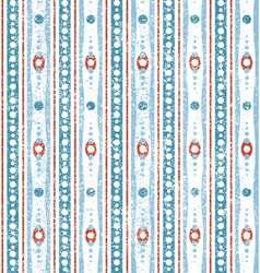 Pattern with stripes vector