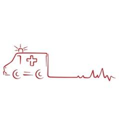 Rescue symbol vector