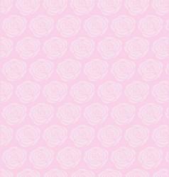 rose backdrop vector image vector image