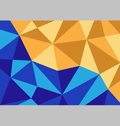 Abstract Triangle Geometrical Background vector