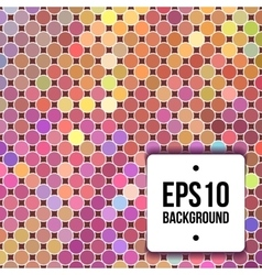 Background of Dots vector image