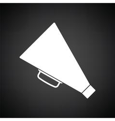 Director megaphone icon vector