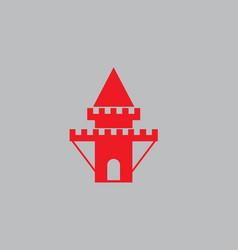 Flag of nykoping in sodermanland of sweden vector