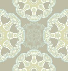 CircularOrnament03 vector image vector image