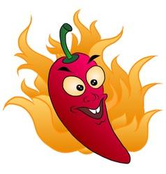 Chilli1 vector image