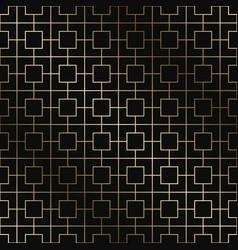 geometric decorative pattern - seamless vector image