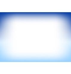 Blue Copyspace Background vector image