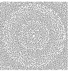 Maze labyrinth greek puzzle pattern vector