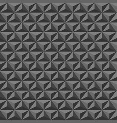black geometric texture seamless vector image