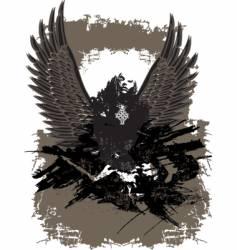Fallen angel vector