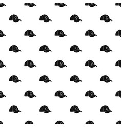 Cap pattern vector