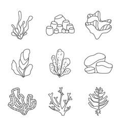 Sea and ocean logo vector
