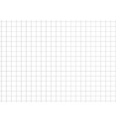Black Grid White Background vector