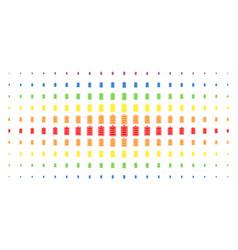 Electric battery spectrum halftone matrix vector