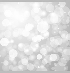 Abstract grey background with a light blur vector