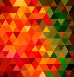 Abstract colorful seamless pattern background vector image