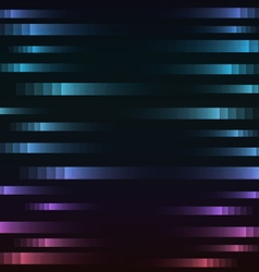 cool color of abstract pixel speed background vector image vector image