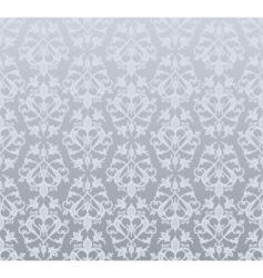 silver wallpaper vector image