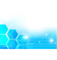 abstract hitech technology background with vector image
