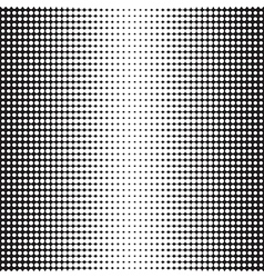 circle dots vector image
