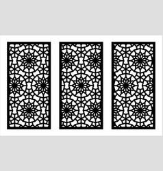 laser pattern decorative panels for laser vector image