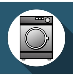 Washer icon design vector