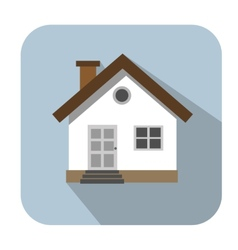 house icon vector image