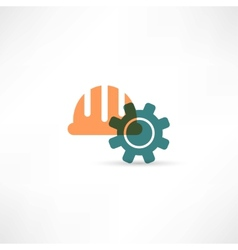 Settings tools icon vector image vector image