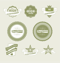 trademark great choice vector image