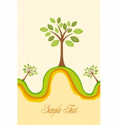 recycle card vector image vector image