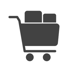 Full Cart vector