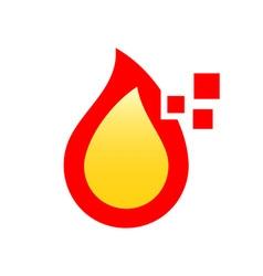 Digital-Fuel-380x400 vector image vector image