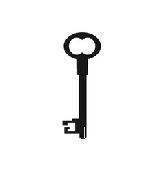 Key logo design vector