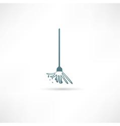 mop the floor vector image