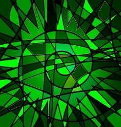 green background variation vector image vector image
