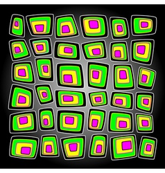 Acid square vector