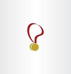 Medal icon logo symbol vector