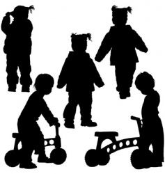 children's vector image