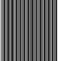 Pattern with vertical black stripes vector image