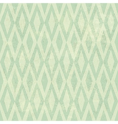 vintage geometric seamless pattern vector image