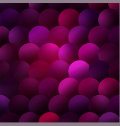 deep colored magenta and purple circles bacdrop vector image