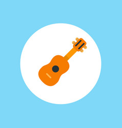 guitar icon sign symbol vector image