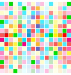 Rainbow colors are random scattered vector