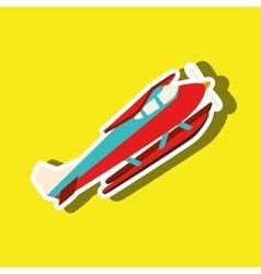 Seaplane icon design vector
