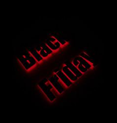 black friday banner for shops web vector image vector image
