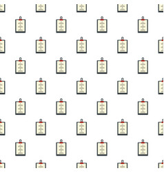 song hip hop pattern seamless vector image