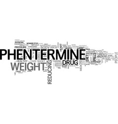 a wonder pill to surmount over obesity vector image vector image